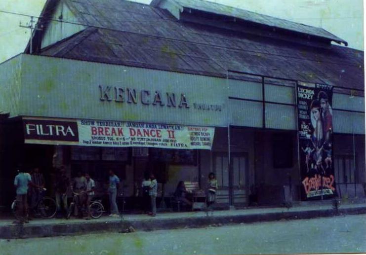 bioskop kencana -2- Koleksi Handoko Foto jl. Kol Sugiono 13 Purwodadi