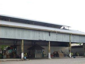 areal bekas Stasiun Purwodadi