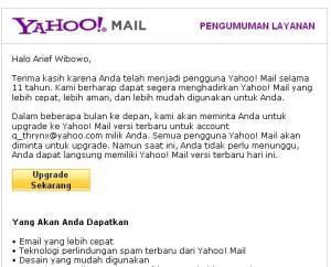 11 tahun bersama Yahoo!