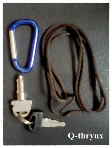 bahan cantolan kunci