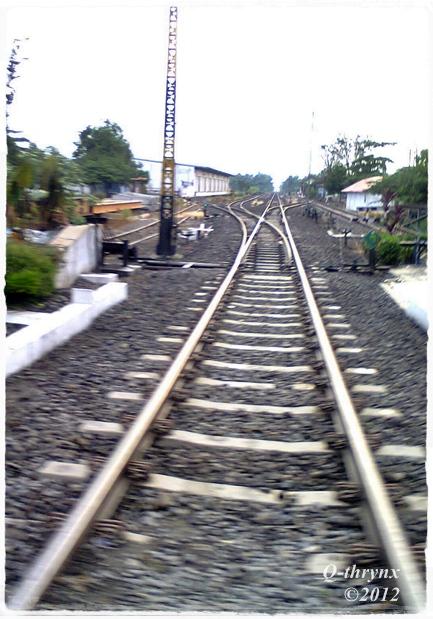 jalur kereta