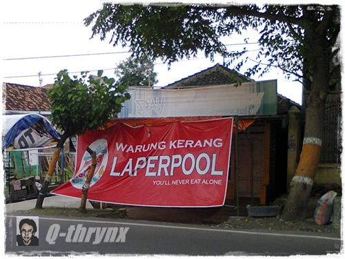 Laperpool - You'll Never Eat Alone