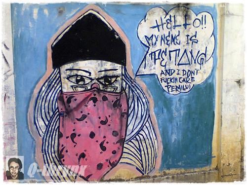 grafiti_gak_peduli_pemilu