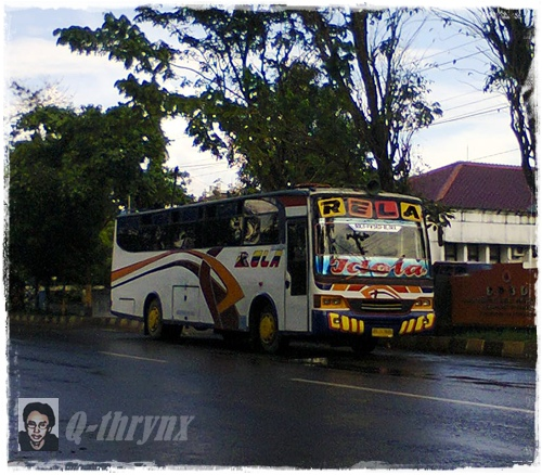 the legend's Bus RELA
