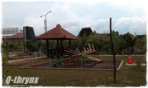 fasilitas taman