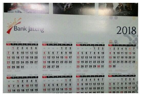 kalender yang aneh