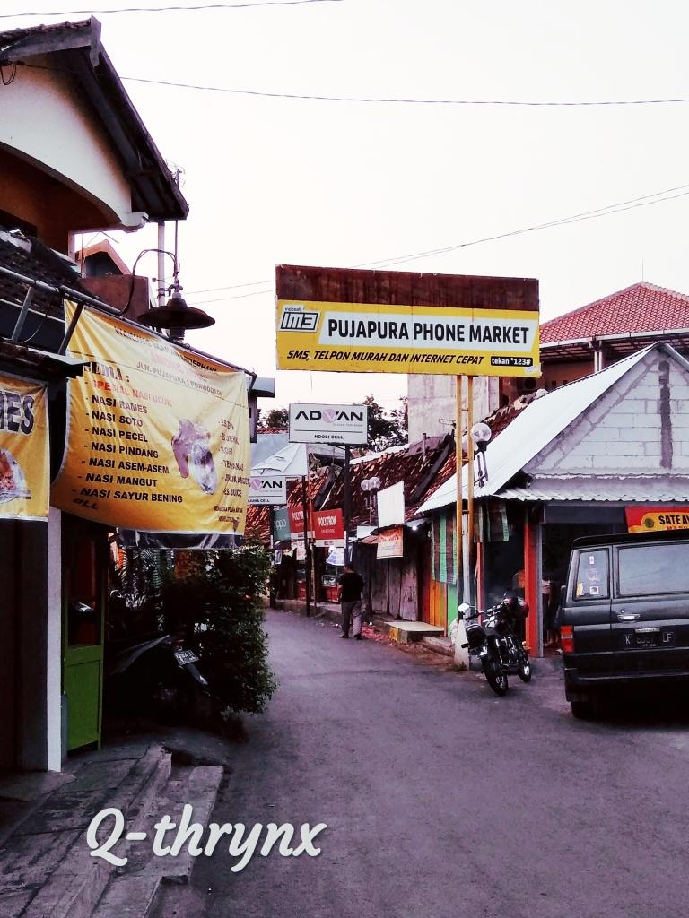PUJAPURA phone market