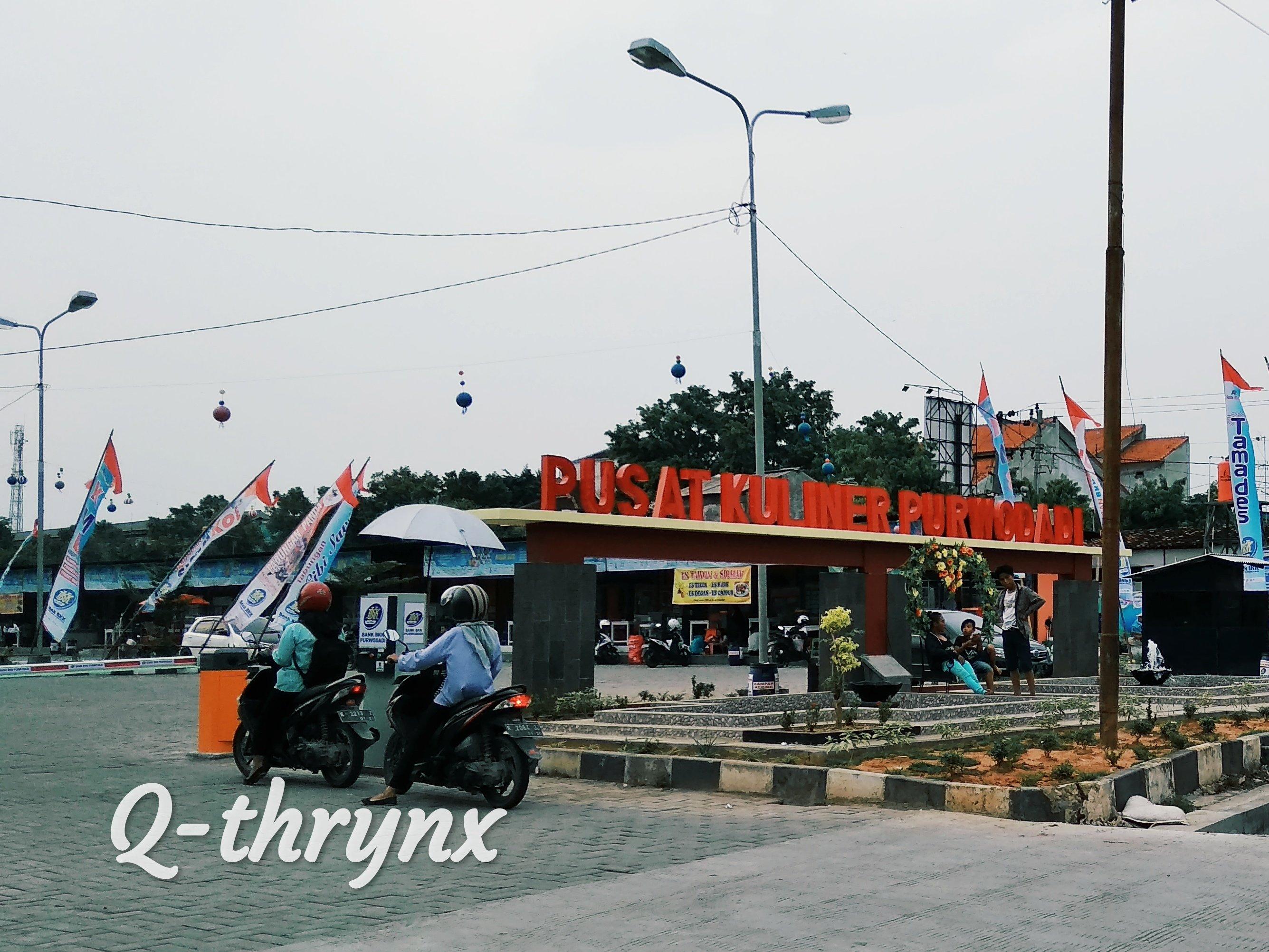 Pusat kuliner Purwodadi