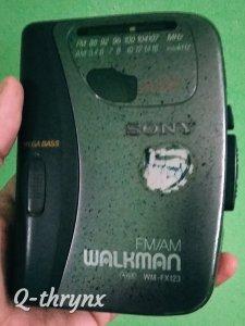 Sony walkman jadul